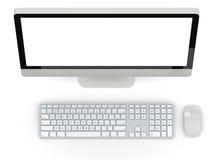 Desktop computer Royalty Free Stock Images