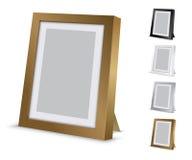 Desktop frame Stock Photography