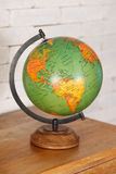 Desktop globe Royalty Free Stock Photography