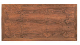 Desktop of Huanghuali wood. Huanghuali wood  is an important and precious material in chinese classical furniture,now,it is even more expensive than ever before Stock Images