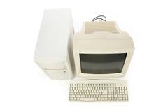 desktop komputerowy Obrazy Stock