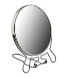 Desktop mirror Royalty Free Stock Image