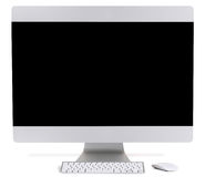Desktop PC. Royalty Free Stock Image