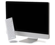 Desktop PC. Stock Photo