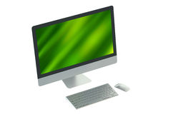 Desktop pc Royalty Free Stock Photo