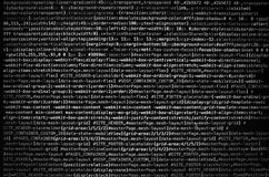 Desktop source code and Wallpaper by Computer language with codi. Desktop source code and technology background, Developer or programer with coding and royalty free stock images