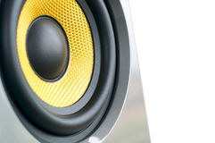 Desktop speaker stock photos