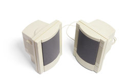Desktop Speakers Stock Images