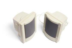 Desktop Speakers Stock Images