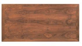 Desktop van hout Huanghuali Stock Afbeeldingen