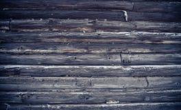 Desktopachtergrond De grijze muur van het oude huis stock foto