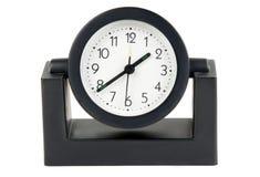 Desktops mechanical clock Stock Photos