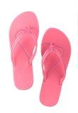 Deslizador cor-de-rosa agradável Fotografia de Stock