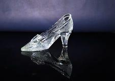 Deslizador de cristal foto de stock royalty free