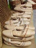 Zapatillas Foto de archivo
