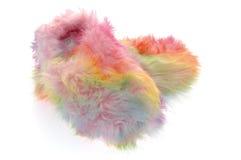 Deslizadores coloridos imagens de stock royalty free