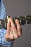 Deslize a guitarra Foto de Stock Royalty Free