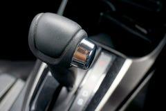 Deslocamento de engrenagem automático do carro Imagem de Stock Royalty Free