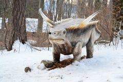 Desmatosuchus fotografia stock libera da diritti