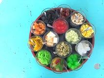 Desmoche del helado imagen de archivo libre de regalías