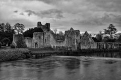Desmond Castle, Adare Royalty Free Stock Images