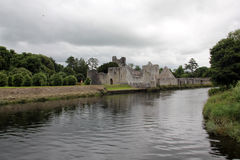 Desmond Castle ruins, Adare, Ireland Stock Photos
