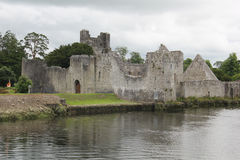 Desmond Castle ruins, Adare, Ireland Royalty Free Stock Photo