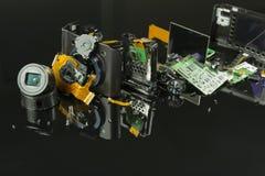 Desmonte a câmera Imagens de Stock