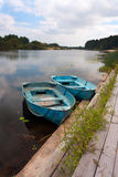 desnaflod Arkivfoto