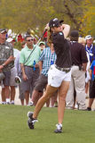 Desnatadeira de Paula do jogador de golfe das mulheres de LPGA Foto de Stock Royalty Free