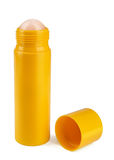 Desodorizante do Roll-on Fotografia de Stock