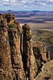 desolate dolinę Obraz Royalty Free
