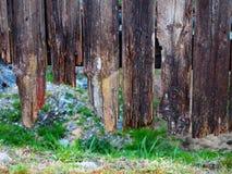 Desolate fence Stock Photos