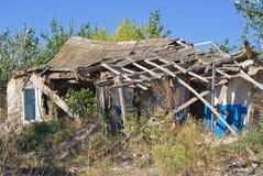Desolate la casa Fotografia Stock Libera da Diritti