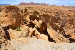 Desolation в Damaraland стоковые фото