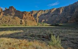 Desolation Canyon Stock Image