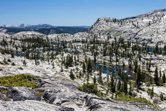 Desolation Wilderness of Eastern California Royalty Free Stock Photography