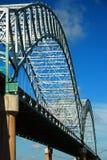 Desoto桥梁 库存照片