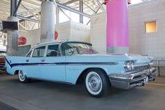 1959年DeSoto汽车 图库摄影