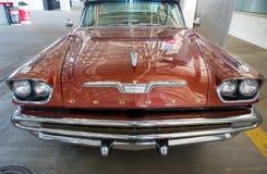 1957年DeSoto汽车 免版税图库摄影