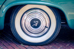 DeSoto轮胎 库存照片