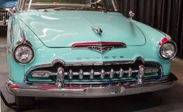 DeSoto 1955 Royaltyfria Foton