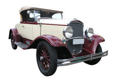 desoto 1929 автомобилей с откидным верхом Стоковая Фотография