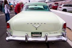 1955 DeSoto Automobile stock photo