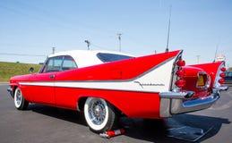 1958 DeSoto Automobile stock images