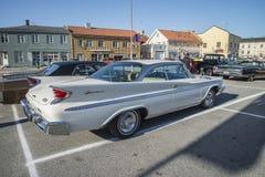 1960 DeSoto-Avonturier 2 deurhardtop Royalty-vrije Stock Afbeeldingen