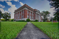 DeSoto Courthouse. In Arcadia, Florida Stock Image