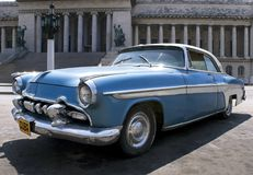Classic Car at Cuba Stock Image