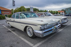 1959 desoto firedome 4-door Royalty Free Stock Image