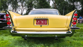 Desoto 1957 Firesweep, EyesOn-Design, MI Stockfoto
